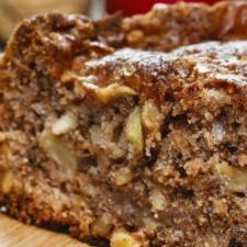 Cuby - Prajitura cu mere, ghimbir si scortisoara