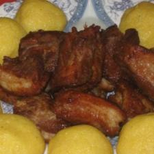 Cuby - Carne de porc la tigaie