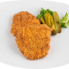 Cuby - Cotlet de porc sau vițel pane